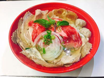 House Special Noodle Soup